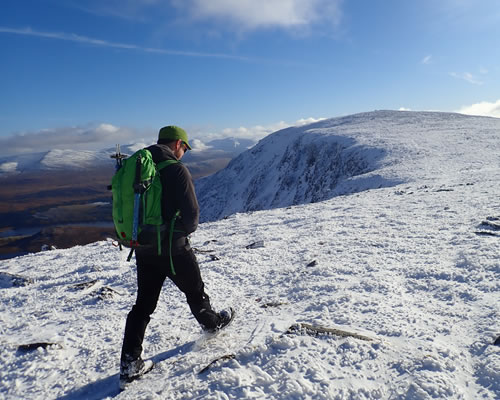 Winter Guided Walks